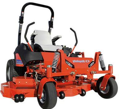 zero turn mower equipment